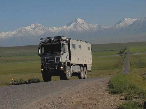 großer kasachischer see